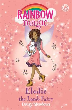 Elodie the Lamb Fairy de Daisy Meadows