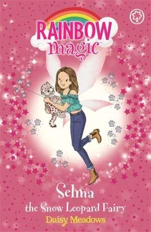 Rainbow Magic: Selma the Snow Leopard Fairy de Daisy Meadows