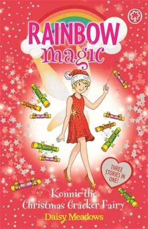 Rainbow Magic: Konnie the Christmas Cracker Fairy de Daisy Meadows