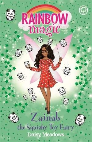 Rainbow Magic: Zainab the Squishy Toy Fairy de Daisy Meadows