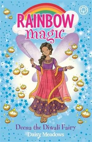 Rainbow Magic: Deena the Diwali Fairy de Daisy Meadows