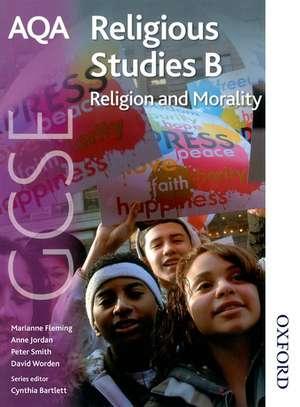 AQA GCSE Religious Studies B - Religion and Morality