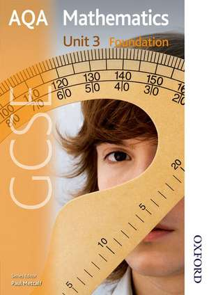 New AQA GCSE Mathematics Unit 3 Foundation