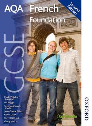 AQA GCSE French Foundation Student Book