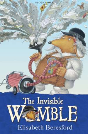 The Invisible Womble de Elisabeth Beresford