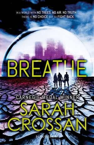 Breathe de Sarah Crossan