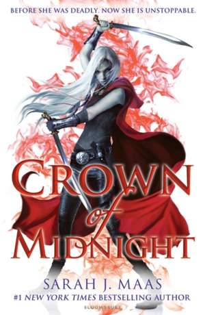 Crown of Midnight de Sarah J. Maas