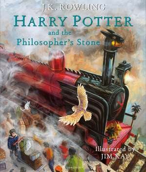 Harry Potter and the Philosopher's Stone, Illustrated Edition de J. K. Rowling