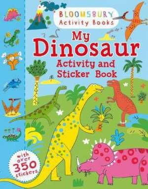 My Dinosaur Activity and Sticker Book