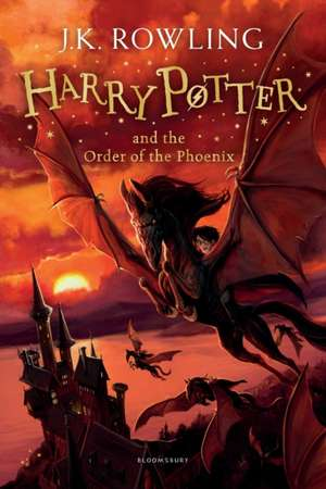 Harry Potter and the Order of the Phoenix de J. K. Rowling