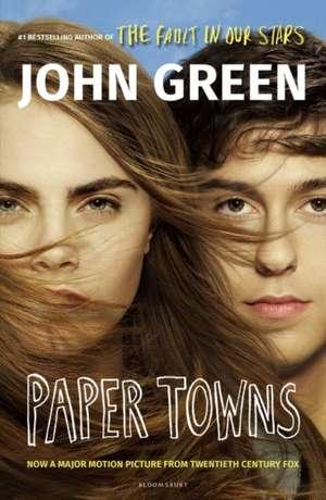 Paper Towns de John Green