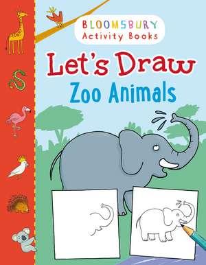 Let's Draw Zoo Animals imagine