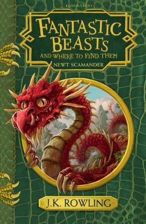 Fantastic Beasts and Where to Find Them de J. K. Rowling