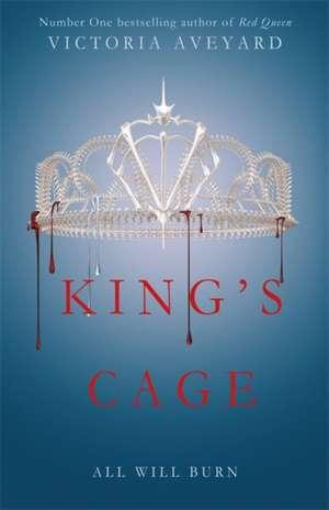 King's Cage de Victoria Aveyard