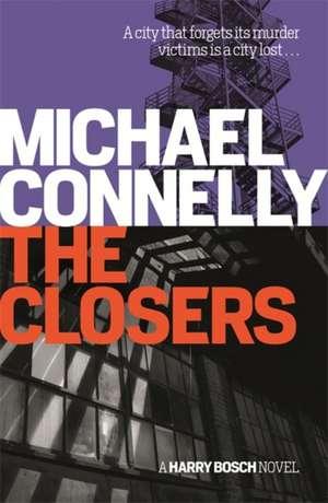 The Closers de Michael Connelly