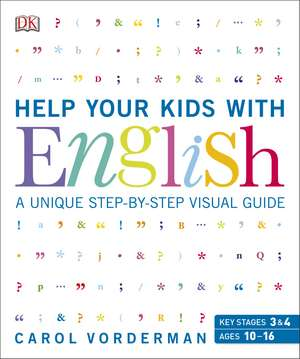 Help Your Kids with English, Ages 10-16 (Key Stages 3-4) imagine