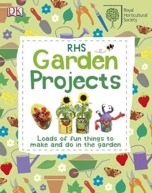 RHS Garden Projects de DK