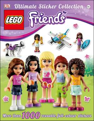 LEGO® Friends Ultimate Sticker Collection