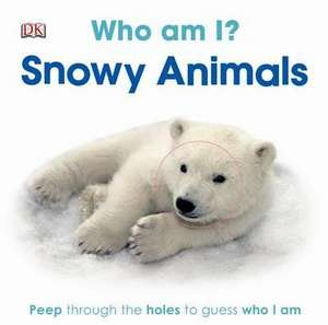 Who Am I? Snowy Animals