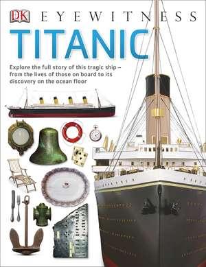 Titanic de DK