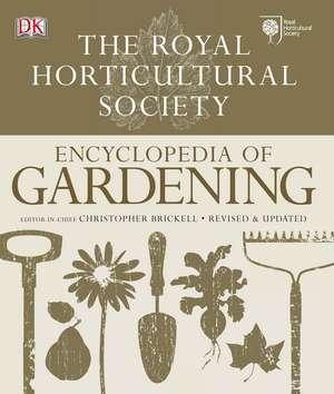 RHS Encyclopedia of Gardening de Christopher Brickell