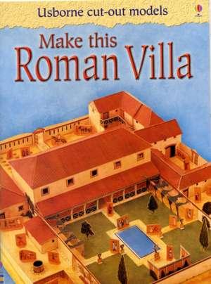 Make This Roman Villa