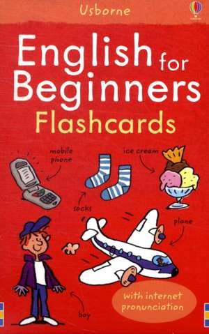 English for Beginners. Flashcards