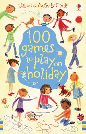 100 Games to Play on Holiday