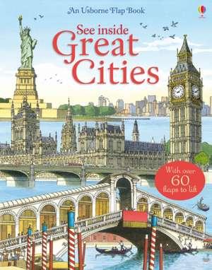 See Inside Great Cities de Rob Lloyd Jones