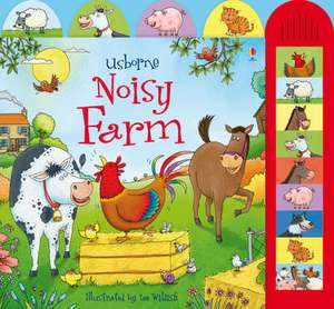 Noisy Farm de JESSICA GREENWELL