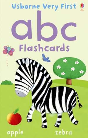 Very First Flashcards: ABC de Felicity Brooks