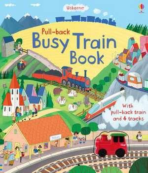 Pull-back Busy Train de Fiona Watt