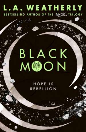Broken 3. Black Moon de L. A. Weatherly