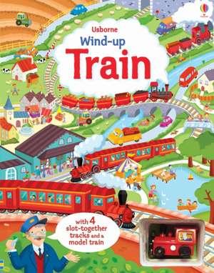 Wind-Up Train de Fiona Watt