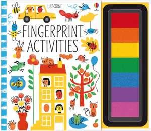Fingerprint Activities de Fiona Watt