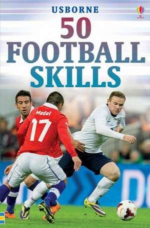 50 Football Skills imagine