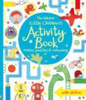 Little Children's Activity Book imagine