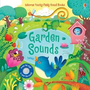 Garden Sounds de Felicity Brooks