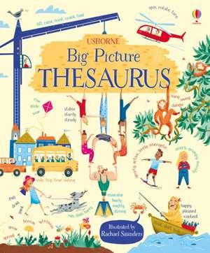 My Big Picture Thesaurus de Rosie Hore