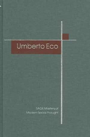 Umberto Eco de Mike Gane