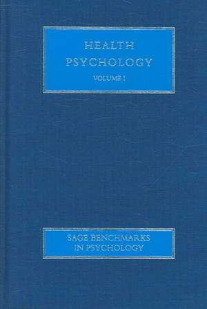 Health Psychology de John Weinman