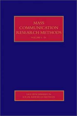 Mass Communication Research Methods de Anders Hansen