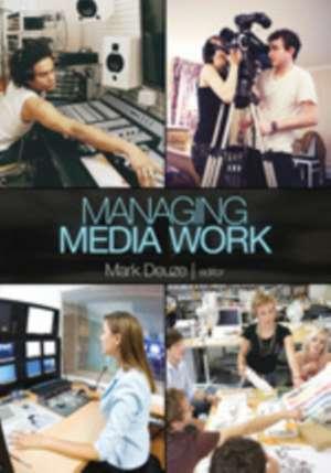 Managing Media Work imagine