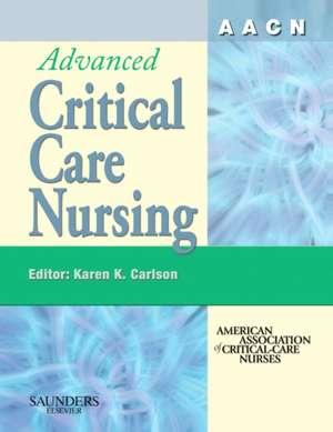 AACN Advanced Critical Care Nursing