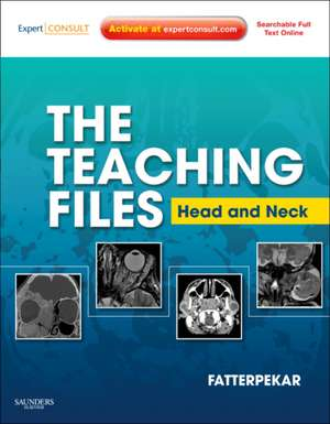 The Teaching Files: Head and Neck Imaging