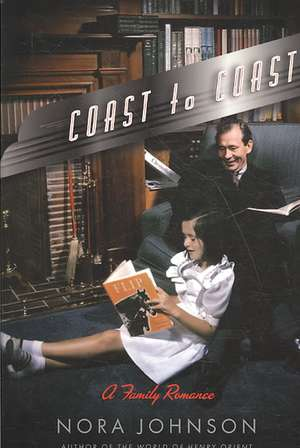 Coast to Coast de Nora Johnson