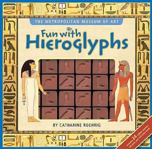 Fun with Hieroglyphs