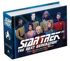Star Trek:  The Next Generation 365 de Paula M. Block