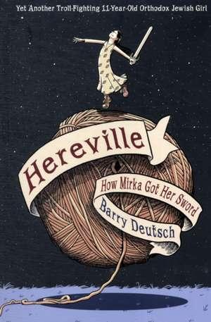 Hereville de Barry Deutsch