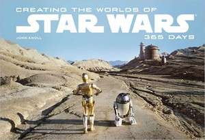 Creating the Worlds of Star Wars